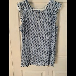 Large Vince Camuto Blouse